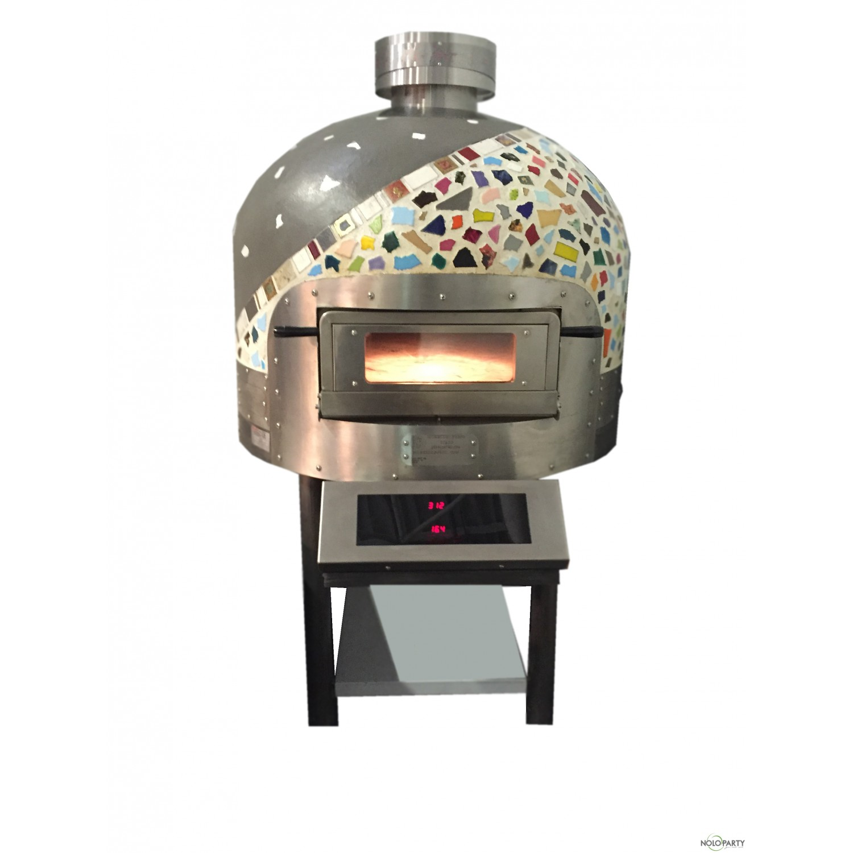 Forno pizza elettrico rotante - Forno pizza da gennaro ...