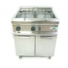 Friggitrice gas lt 34 con mobile electrolux