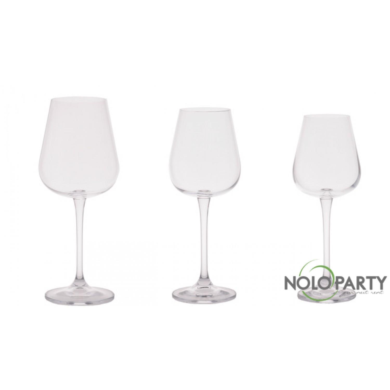 Bicchieri cristallo linea u for Bicchieri cristallo