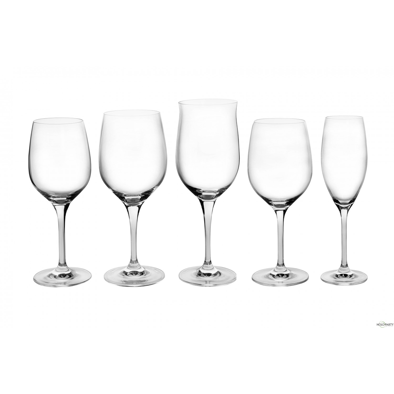 Bicchieri cristallo linea l - Disposizione bicchieri in tavola ...