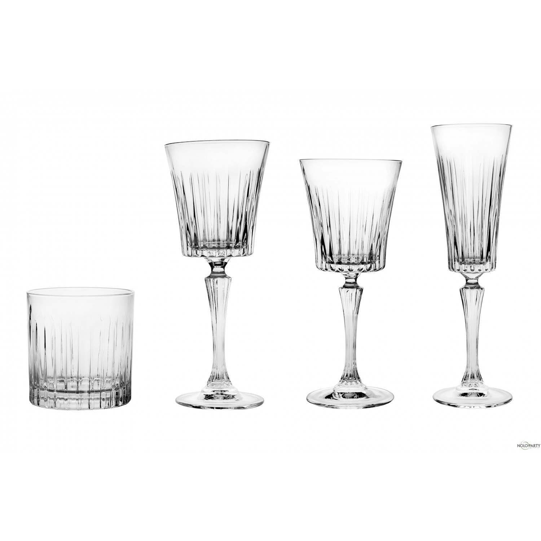 Bicchieri cristallo linea ti - Disposizione bicchieri a tavola ...