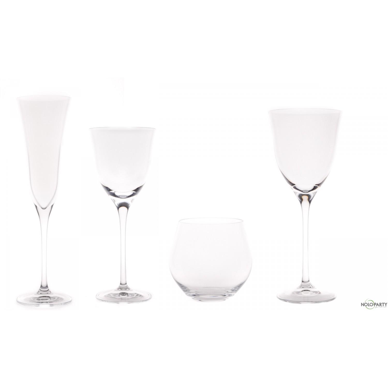 Bicchieri cristallo linea f - Disposizione bicchieri in tavola ...