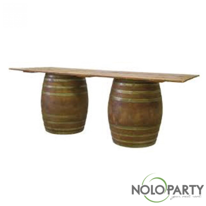 Botte for Botte di legno arredamento